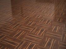Wood floor Royalty Free Stock Photography