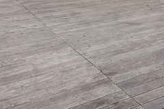 Wood floor for outdoor Royalty Free Stock Photography