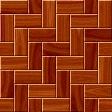 Wood floor pattern seamless generated hires texture Royalty Free Stock Photo