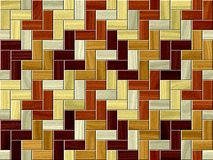 Wood floor pattern seamless generated hires texture Royalty Free Stock Image