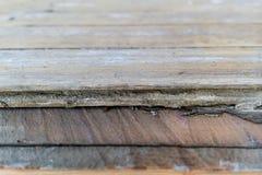 Wood floor repair. Background pattern Stock Photos