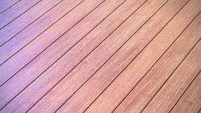 Wood floor texture background. Oblique wood floor texture background fading color skylight Royalty Free Stock Photos