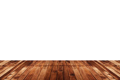 Wood floor texture isolated on white background Stock Photo