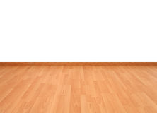 Wood floor texture in light color tone isolated on white background stock images