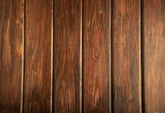 Wood floor. Textured background of wood wall royalty free stock photo