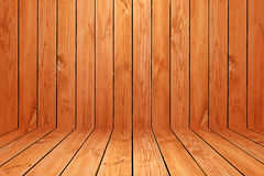 Wood floor textured pattern background in light  brown color tone Stock Images