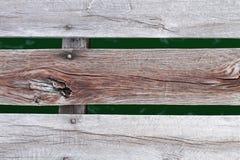 Wood floor. Wooden floor on a bridge Stock Image