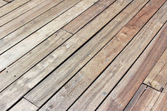 Wood Flooring Royalty Free Stock Photos