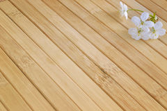 Wood flooring background Stock Images