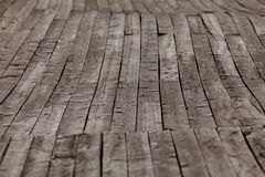 Wood flooring Stock Photo