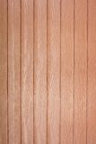 Wood in the form of a vertical wall. Royalty Free Stock Photography