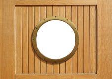 Wood frame Stock Image