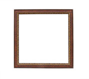 Wood frame Royalty Free Stock Photo