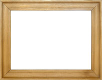 Wood Frame Royalty Free Stock Photography