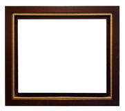 Wood frame Royalty Free Stock Photos