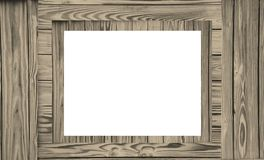 Wood frame Stock Photos