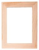 Wood frame Stock Photography