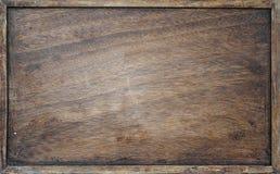Wood frame Royalty Free Stock Photos