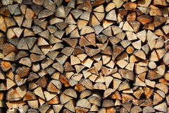 Wood on the fuel Royalty Free Stock Photos