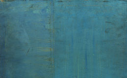 wood gammal målad textur Royaltyfri Foto