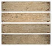 wood gammala plankor Arkivfoto