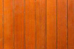 wood gammala plankor för bakgrund Textur av den röda plankan i antik liten stad Arkivfoton