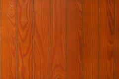 wood gammala plankor för bakgrund Textur av den röda plankan i antikt smal Royaltyfri Fotografi