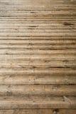 Wood golv Royaltyfria Bilder
