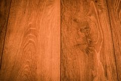 Wood golv för bråte Arkivfoto