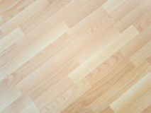 Wood golvlaminat Fotografering för Bildbyråer