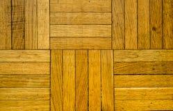 Wood golvmodell Arkivfoto