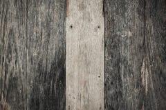 Wood golvmodell och bakgrund för gammal panel Royaltyfri Bild