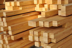 Wood grain Royalty Free Stock Images