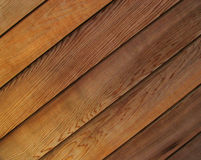 Wood Grain. Close up detail of wood grain Stock Photo