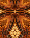 Wood grain cross 6 Stock Photos