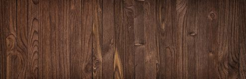 Real natural wood texture and surface background, panorama stock photography