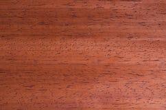 Wood grain texture, exotic veneer background Royalty Free Stock Images