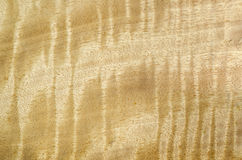 Wood grain texture, exotic veneer background Royalty Free Stock Images