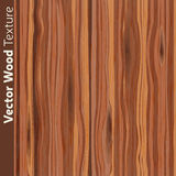 Wood grain textured background pattern. Vector illustration Stock Images
