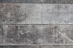 Wood in gray tone Royalty Free Stock Images