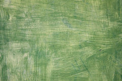 Wood green wash background Royalty Free Stock Image