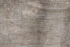 Wood Grungebakgrund för gammal bekymrad spricka Arkivbilder