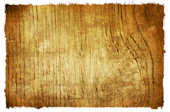 Wood grungy background frame Stock Image