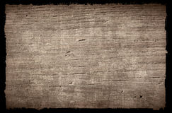 Wood grungy background frame Royalty Free Stock Images