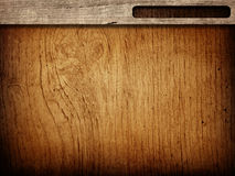 Wood grungy background frame Stock Photos