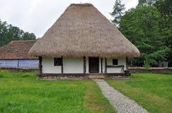 Wood Homestead Transylvania Stock Image