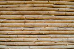 The wood horizontal background. The wood horizontal background on the wood wall Stock Photos