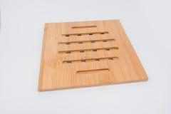 Wood Hotplate Stock Photography