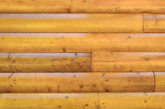 Wood house cabin log background Royalty Free Stock Image