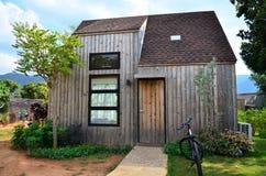 Wood House Royalty Free Stock Image